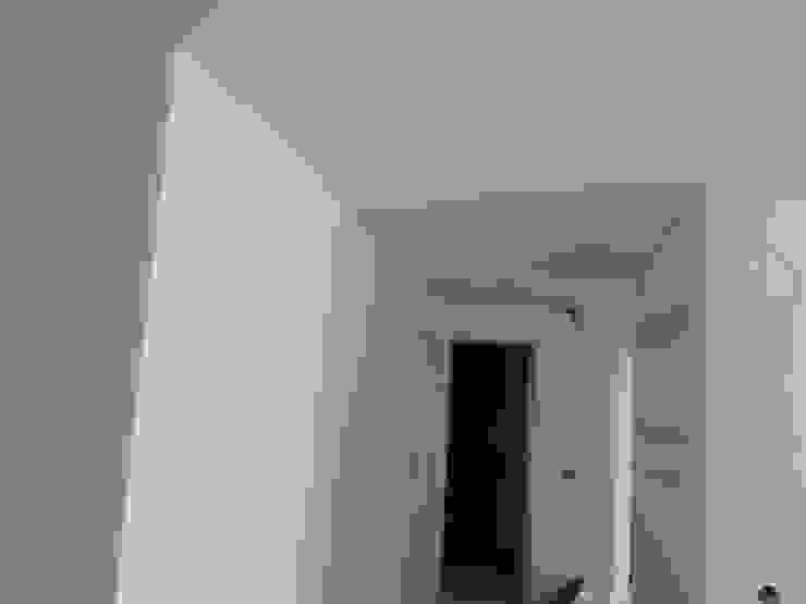 remodelação de corredor por TB Construções