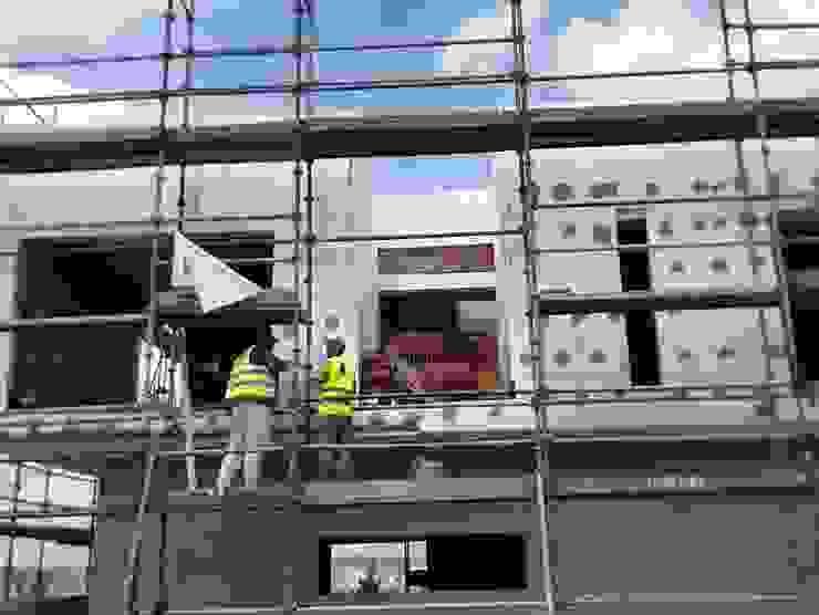 TB Construções Rumah teras