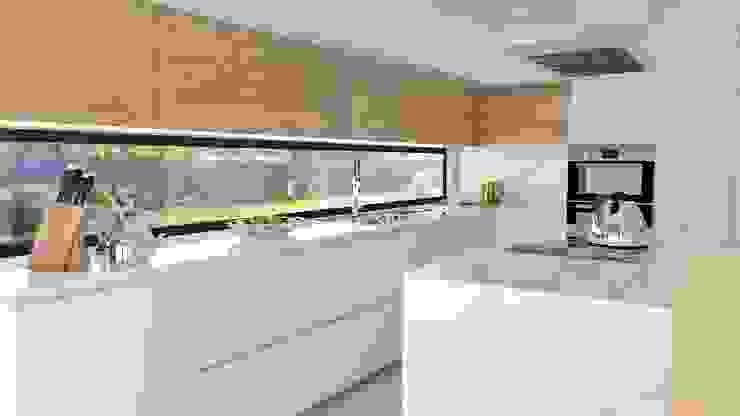 Casativa Interiores... à distância de um clique! Cozinhas modernas por Casactiva Interiores Moderno
