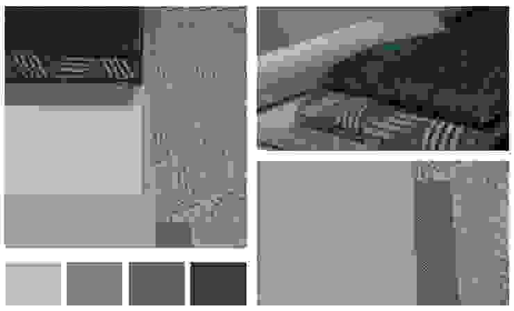 A escolha de materiais... por Casactiva Interiores Moderno