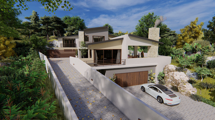 New Family Home by Venuï Architects