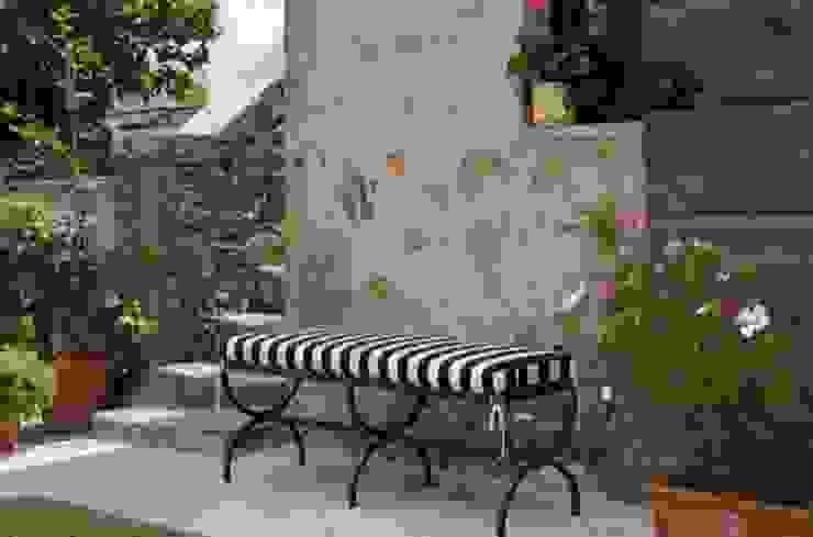 Relaxed by beauty VillaDorica GiardinoMobili Ferro / Acciaio Variopinto