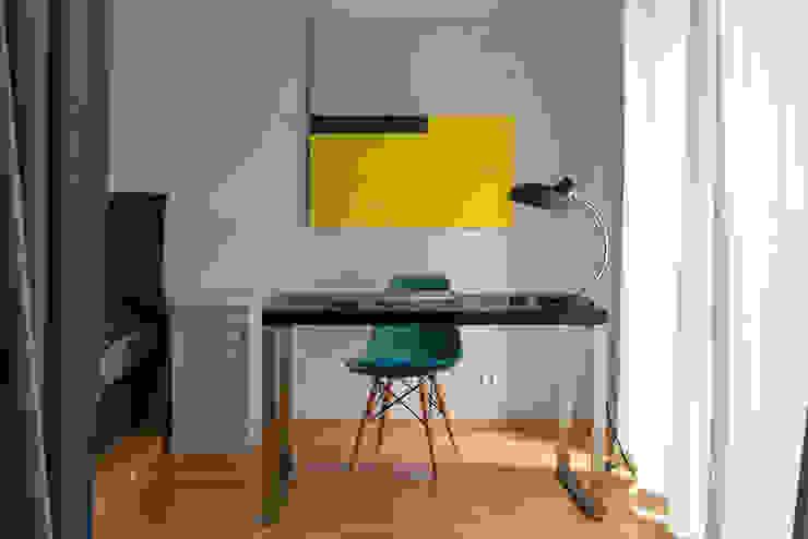 studio ALBERT Classic style study/office