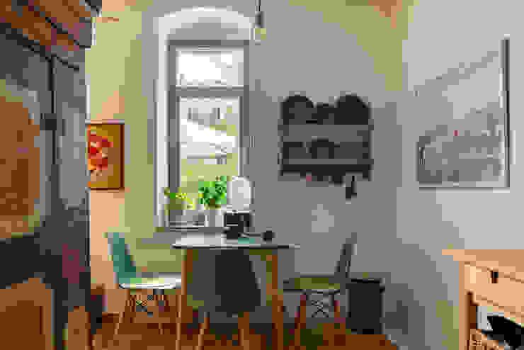studio ALBERT Classic style dining room