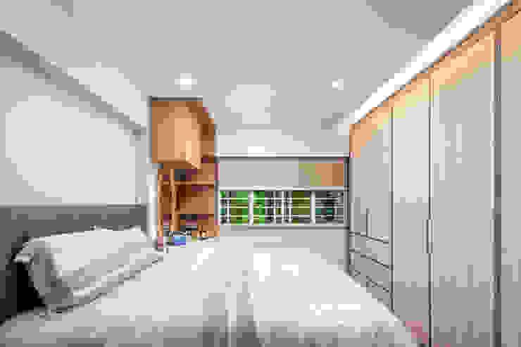 Bishan Modern style bedroom by Ovon Design Modern