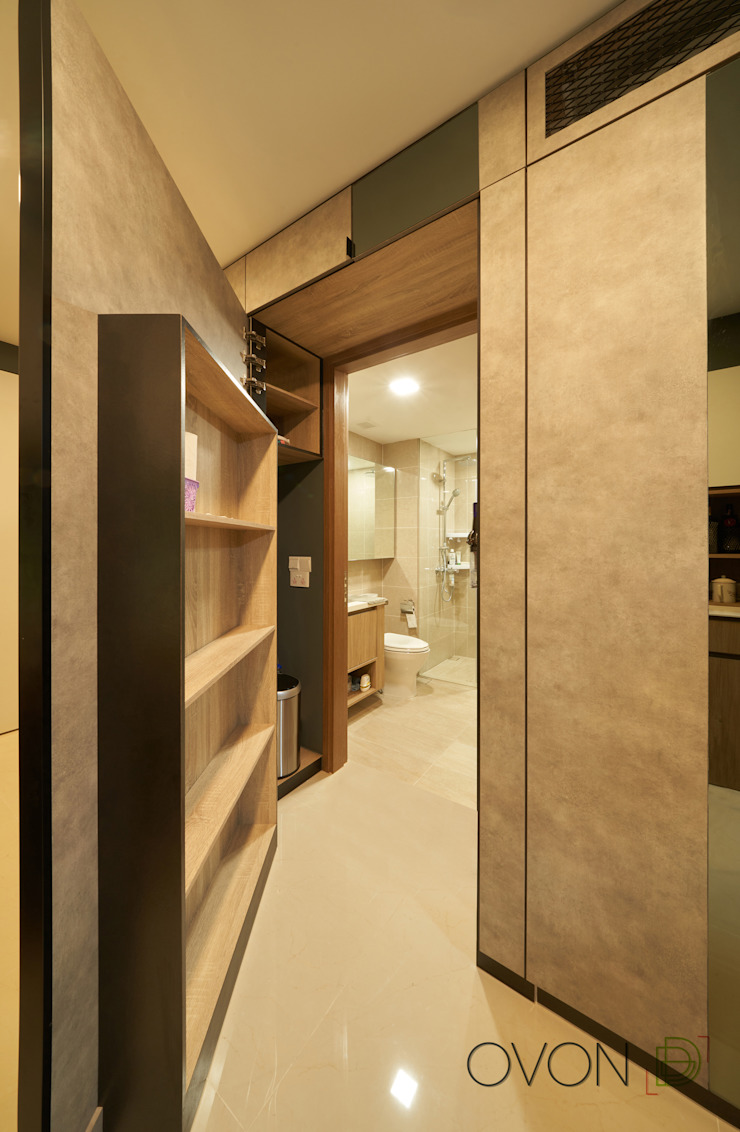 Kingsford Waterbay Ovon Design Modern bathroom