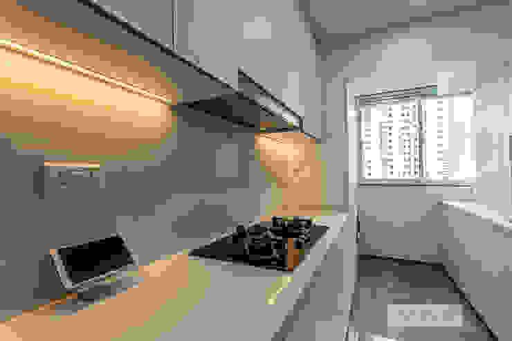 Telok Blangah Ovon Design Modern kitchen