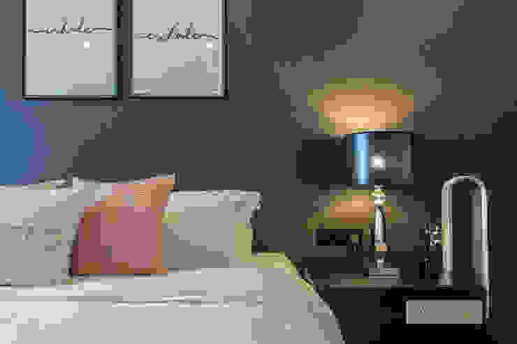 Ovon Design Camera da letto moderna