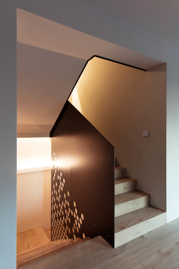 Didonè Comacchio Architects Treppe