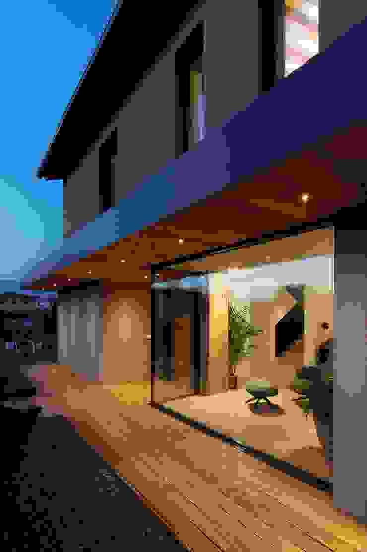 Didonè Comacchio Architects Moderner Garten