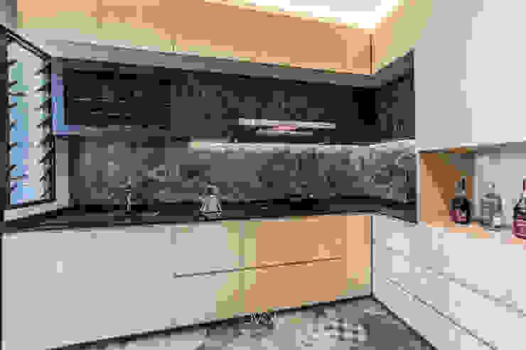 Fernvale Link Modern kitchen by Ovon Design Modern