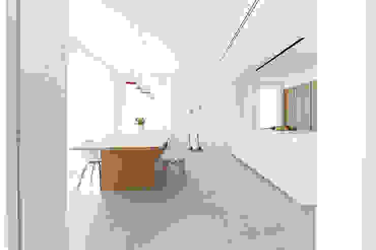 Didonè Comacchio Architects ห้องครัว