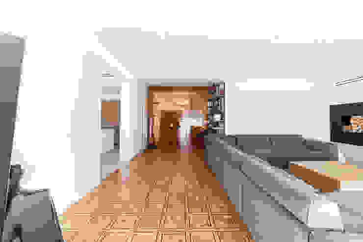 Didonè Comacchio Architects ห้องนั่งเล่น