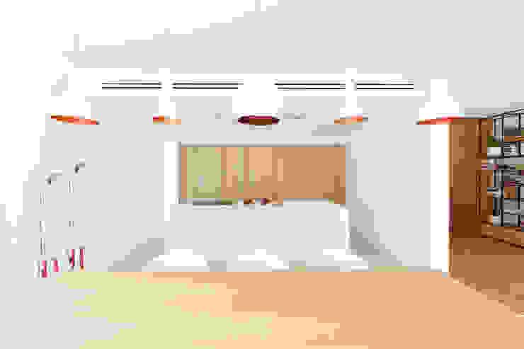 Didonè Comacchio Architects Minimalistische Küchen