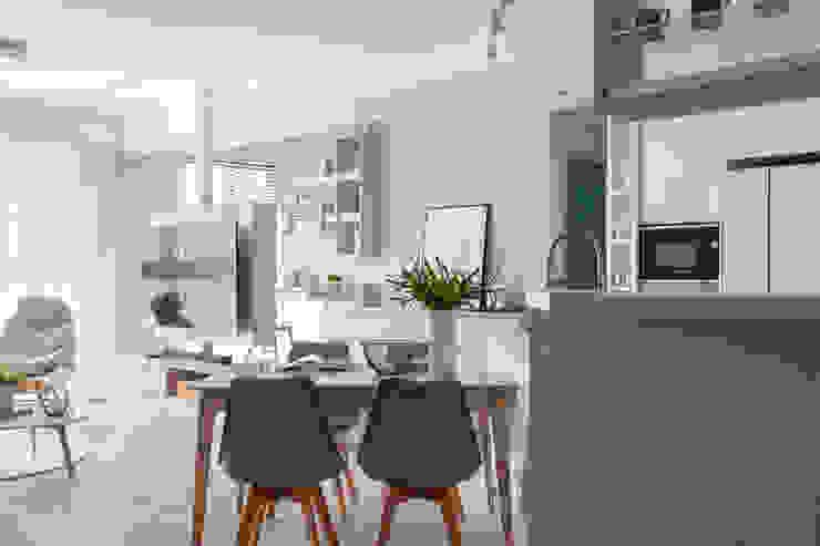 餐廳 Modern Dining Room by 存果空間設計有限公司 Modern