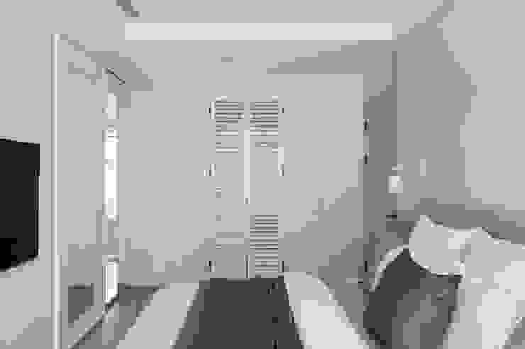 主臥室 Modern Bedroom by 存果空間設計有限公司 Modern