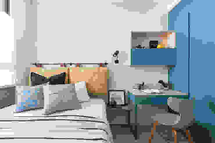 次臥房 Modern Bedroom by 存果空間設計有限公司 Modern