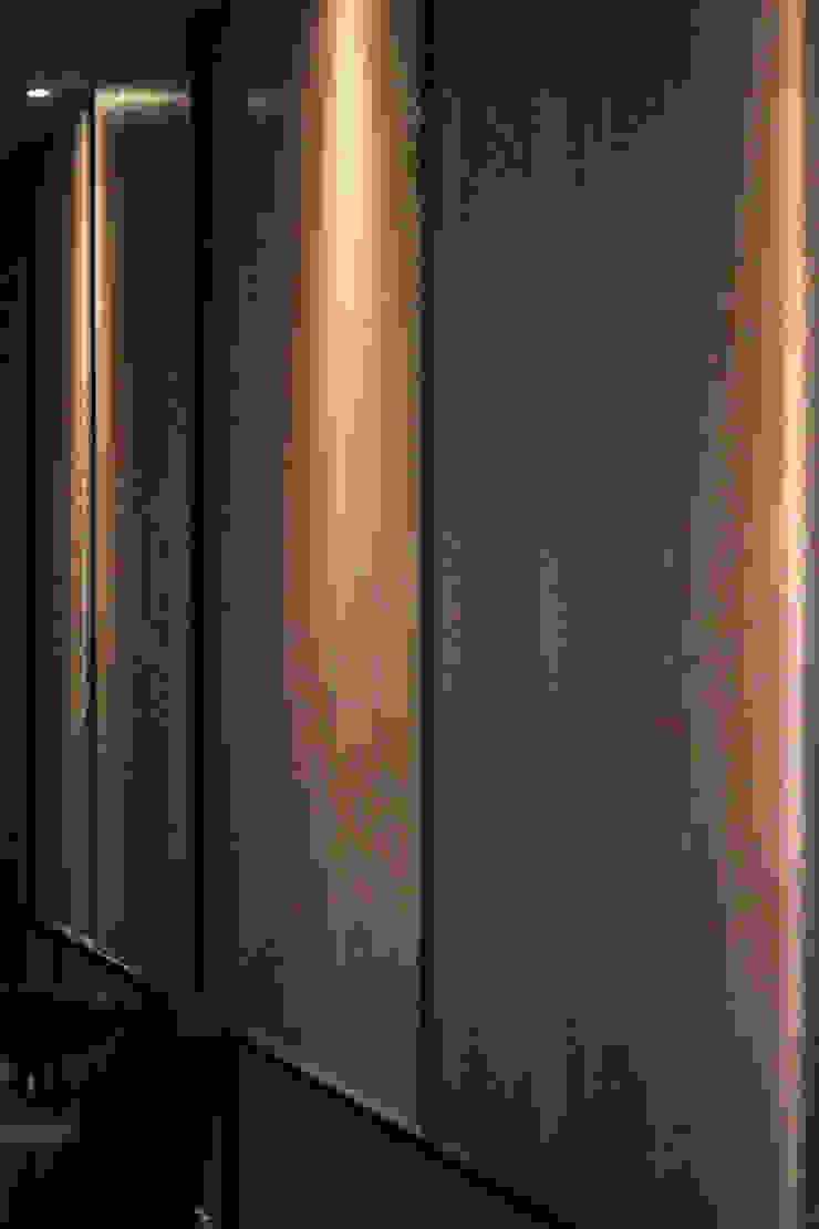 靜心 | 沉澱 根據 AAND Studio 一與設計 現代風 木頭 Wood effect