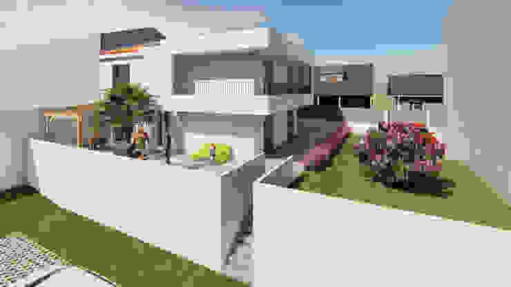 Ampliação de Moradia por Eduardo Coelho | Arquitecto Moderno