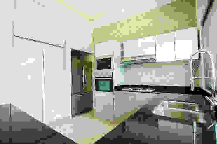 Cocina Norten Arquitectura y Bienes Raíces Cocinas modernas