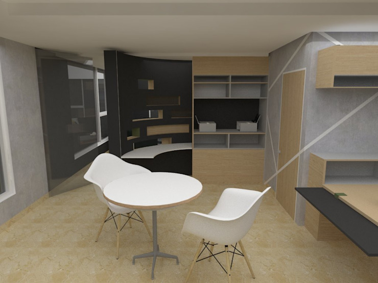 Mesa de MAS ARQUITECTURA1 - Arq. Marynes Salas Moderno