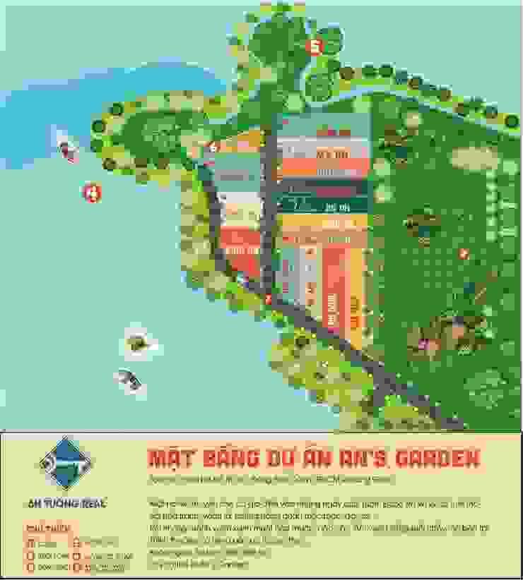 An's Garden bởi Công ty TNHH TM DV BĐS An Tường Đồng quê