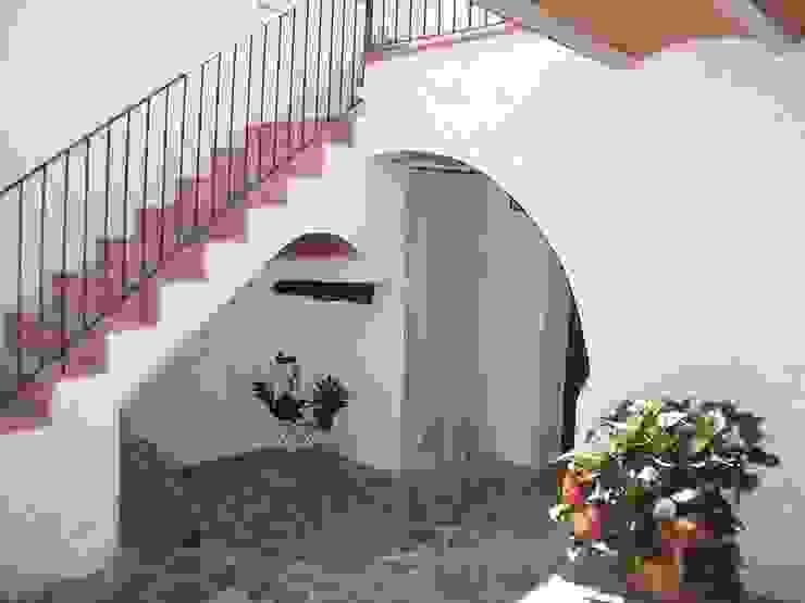 Fachada Renova-T Casas rurales Piedra Blanco