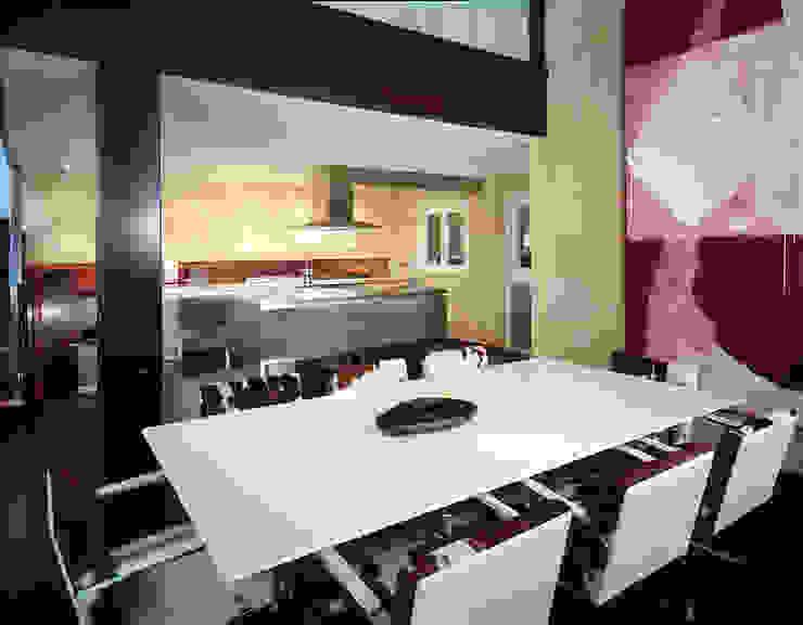 Smart Business Minimalist dining room