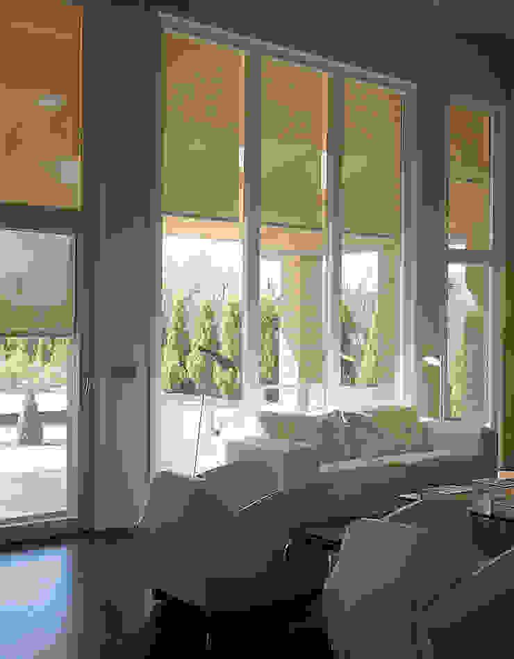 Smart Business Minimalist living room