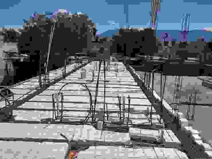 de´partamentos techconstrucciones Casas multifamiliares Concreto Blanco