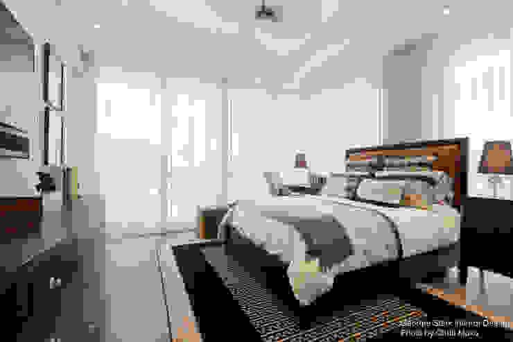 Chambre tropicale par Chibi Moku Architectural Films Tropical