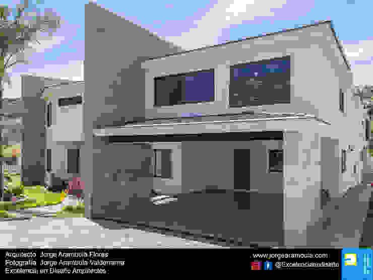 Residencia Copal Excelencia en Diseño Casas modernas