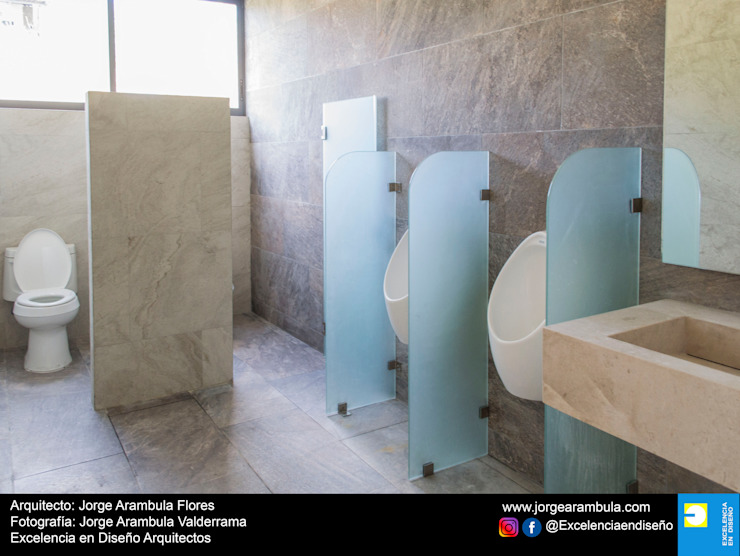 Residencia Copal Excelencia en Diseño Baños modernos