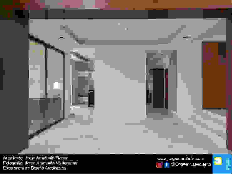 Residencia Copal Excelencia en Diseño Comedores modernos Mármol Blanco