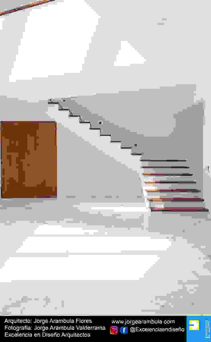 Residencia Copal Excelencia en Diseño Escaleras Madera