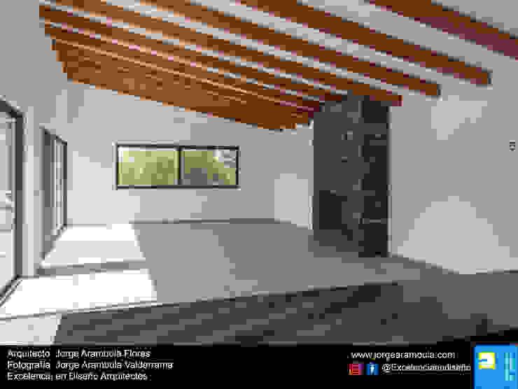 Residencia Copal Excelencia en Diseño Salones modernos