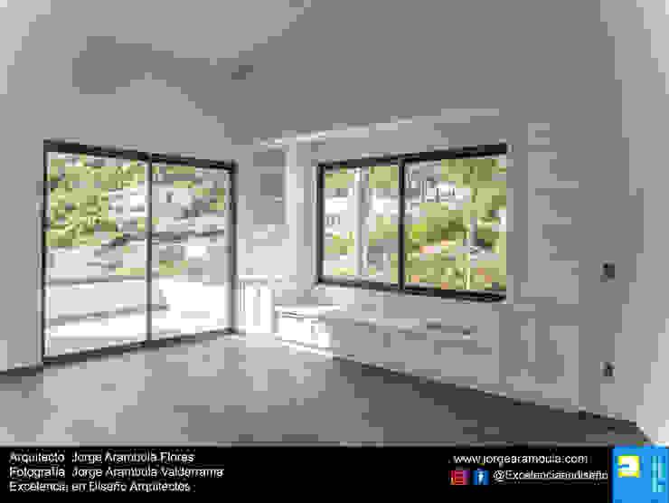 Residencia Copal Excelencia en Diseño Dormitorios modernos