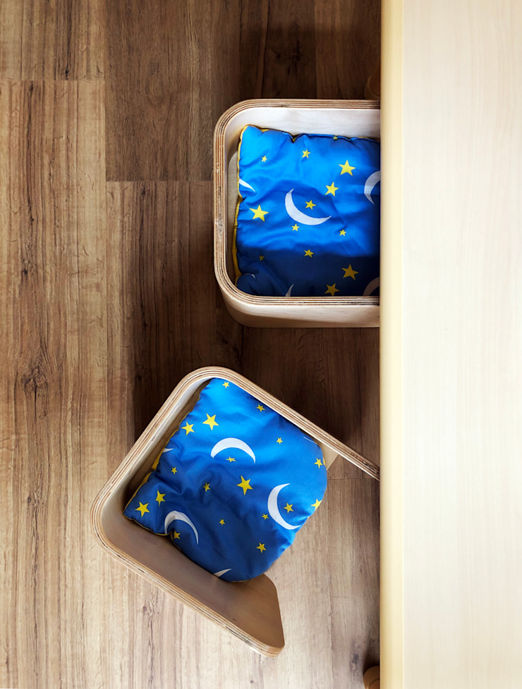 RSDS Architects Nursery/kid's room