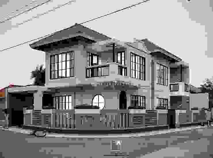 by Rancang Reka Ruang Mediterranean Aluminium/Zinc