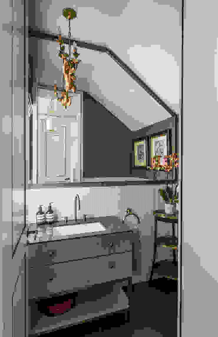Carlton Hill, Guest Bathroom Roselind Wilson Design Baños de estilo clásico