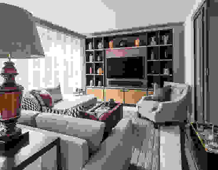 Carlton Hill, Living Room Roselind Wilson Design Livings de estilo clásico