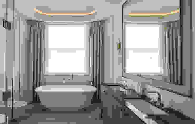 Carlton Hill, Master Bathroom Roselind Wilson Design Baños de estilo clásico