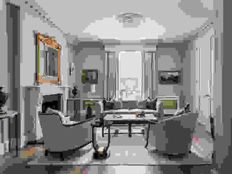 Carlton Hill, Formal Living Room Roselind Wilson Design Livings de estilo clásico