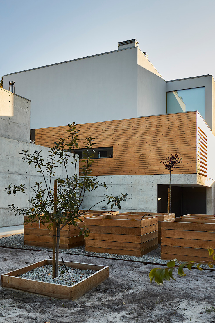 CM House Atelier d'Arquitetura Lopes da Costa Detached home