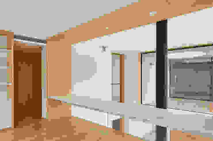 CM House Atelier d'Arquitetura Lopes da Costa Oficinas de estilo moderno