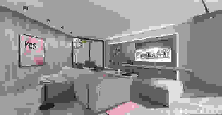 Modern Oturma Odası Sulkin Askenazi Modern