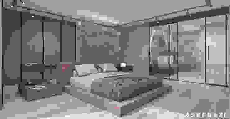 Modern Yatak Odası Sulkin Askenazi Modern
