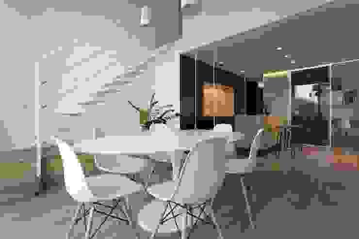 Studio Novelli Poggesi Sala da pranzo minimalista di Studio Novelli Poggesi Minimalista