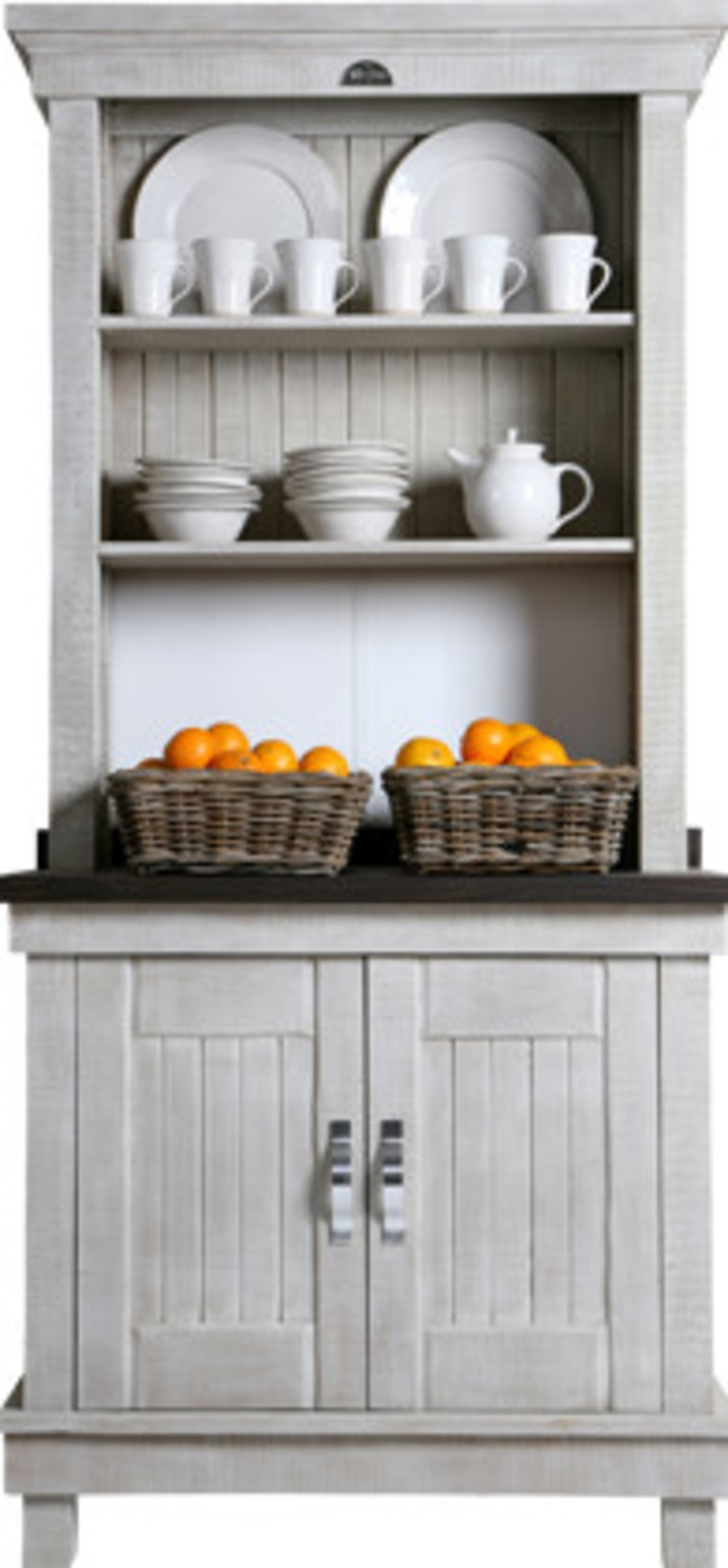African Allure Coffee Dresser: rustic  by Milestone Kitchens, Rustic Wood Wood effect