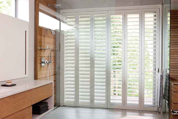 Project 1 Classic style bathroom by Plantation Shutters® Classic